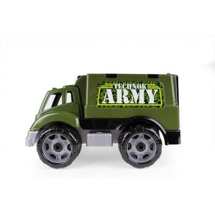 Машина пластмассовая военная 5965 Технок