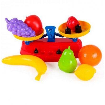 Весы с набором фруктов 6023 Технок