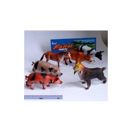 Домашние животные резиновые 636 большие