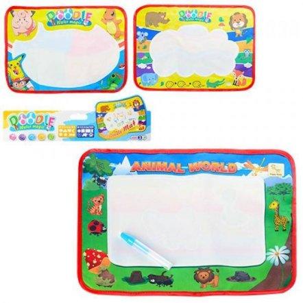 Акваковрик  для рисования водой 66399-6-8