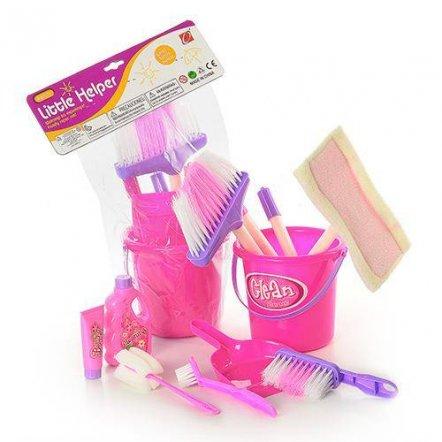 """Детский игрушечный набор для уборки """"Маленькая чистюля"""" 66777-16-19"""