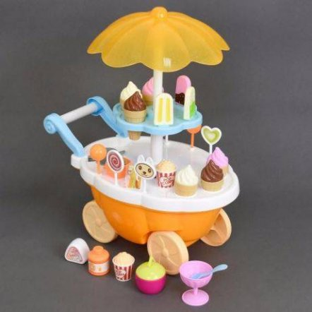 Магазин - тележка детский 668-25-26