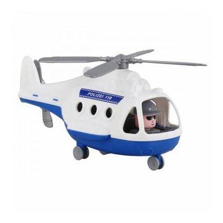 Вертолёт полиция Альфа 68712 Полесье Беларусь в коробке