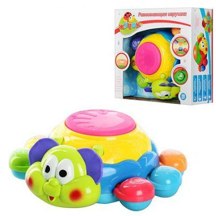 """Музыкальная развивающая игрушка """"Чудо жучок"""" 7259 Joy Toy"""