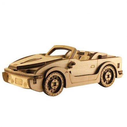 Набор для творчества деревянный Машина БМВ 80765 Вудмастер
