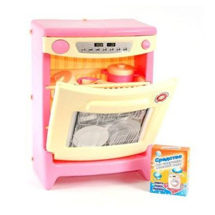 Посудомоечная машина детская с музыкальными эффектами 815 Орион, Украина