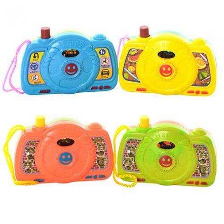 Фотоаппарат детский со сменной картинкой 8253-05