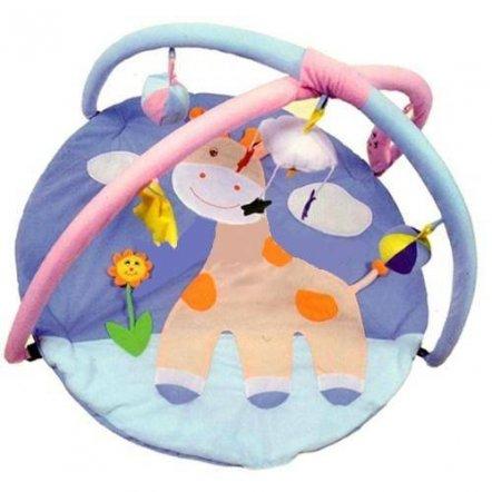 Коврик развивающий для новорожденных W 8315 в сумке