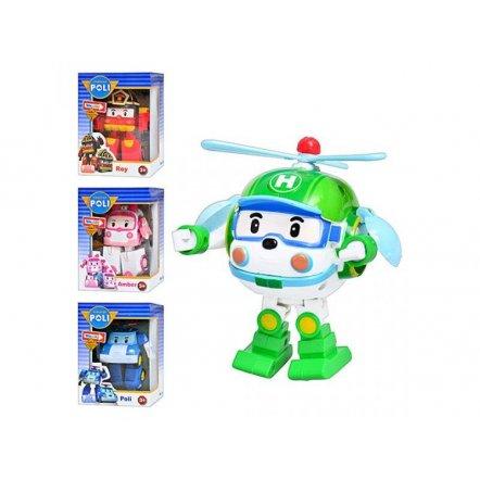 Игрушка трансформер Робокар Поли 4 вида 83169-83172
