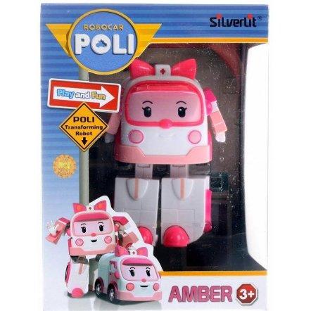 Игрушка трансформер Робокар Эмбер Robocar Amber