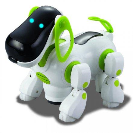 Робот-собака со световыми и звуковыми эффектами 09-839