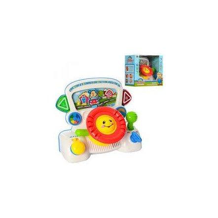 Автотренажер Солнышко 4 режима 8808-5