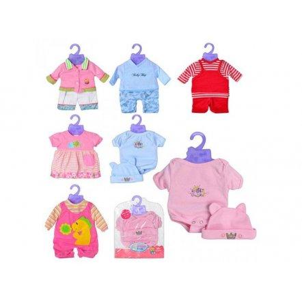 Одежда для кукол и пупсов типа Baby born BJ 17/19/10-25/9005