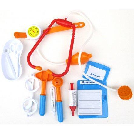 Детский  набор для игры в доктора Аптечка 914 Орион, Украина