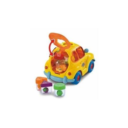 Автошка машинка-сортер с фруктами 9170 Joy Toy