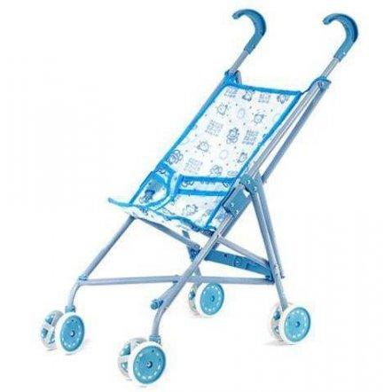 Коляска- трость  9302 Melogo синяя
