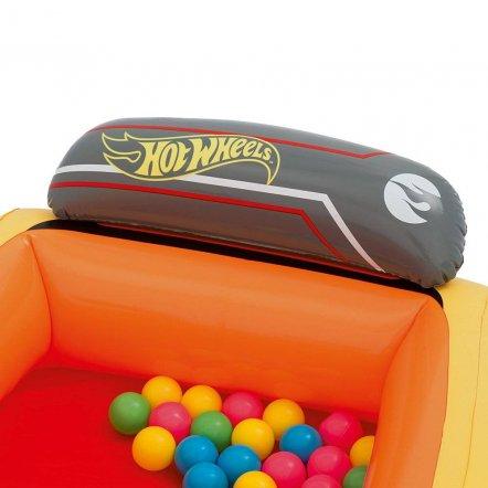 Игровой центр надувной Машина Нот Вилс 93404