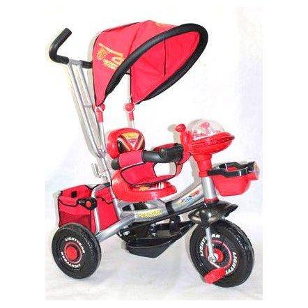"""Велосипед Panda BC-16 S """"Baby Club"""" красный """"Тачки"""""""
