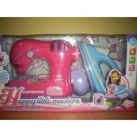 Утюг + швейная машинка + компьютерная мышка. АКЦИЯ!