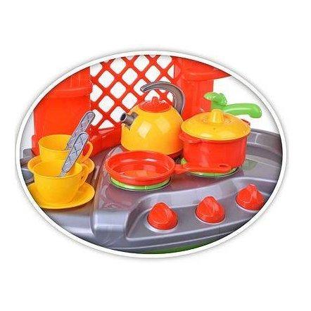 Детская кухня 7 для мальчиков 0847 Технок,  Украина