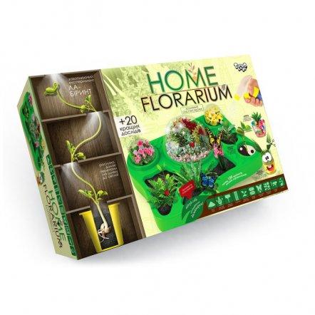 Набор для творчества для выращивания растений HOME FLORARIUM HFL-01-01