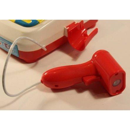 Кассовый аппарат со сканером 35563A