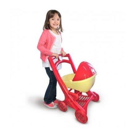 Коляска для куклы в лежачем положении 0121 ТМ Долони