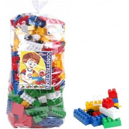 Конструктор пластиковый Техно 7 540 деталей 0557 Технок
