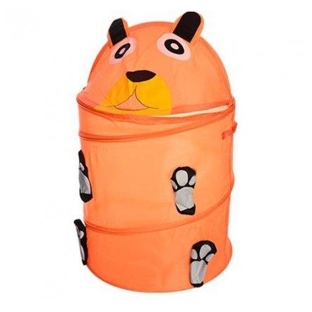 """Корзина  для игрушек """"Забавные животные"""" М 0282"""