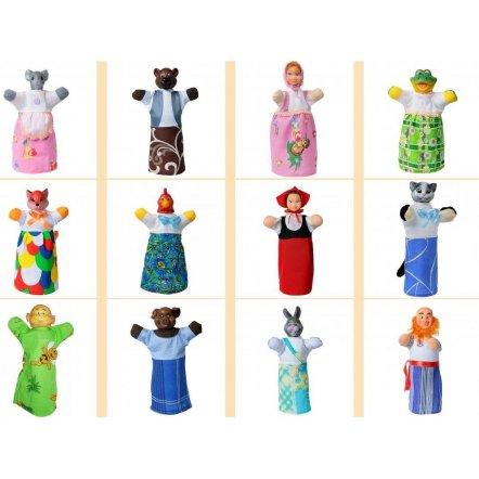 Кукла для кукольного театра 20 видов Чудисам