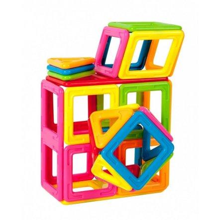 Конструктор магнитный 34 детали Magnatik blocks 2266-2-3366-2