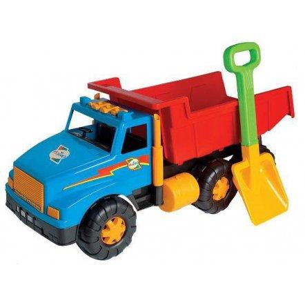 """Машина-самосвал с лопатой """"Гигант"""" 795 Орион"""