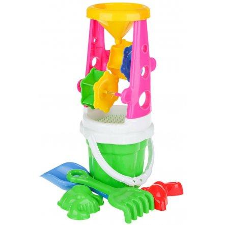 Чудо-мельница с песочным набором Toys Plast, Мерефа