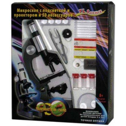 Микроскоп и 50 аксессуаров TL Science 03S50/MP0350