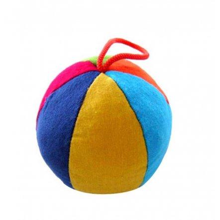 "Мяч "" Малыш"" мягкий 13136/124 ТМ ""Розумна іграшка"", Украина"