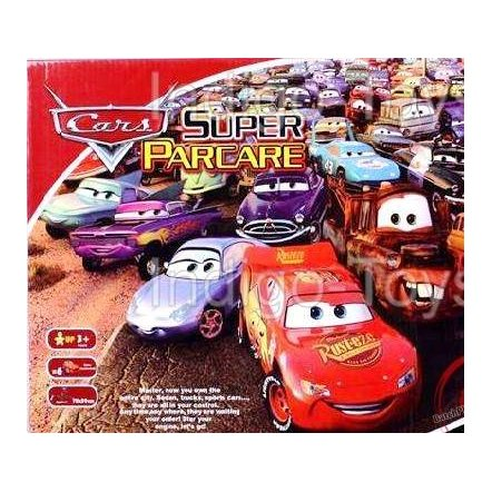 Тачки. Паркинг - конструктор P0199