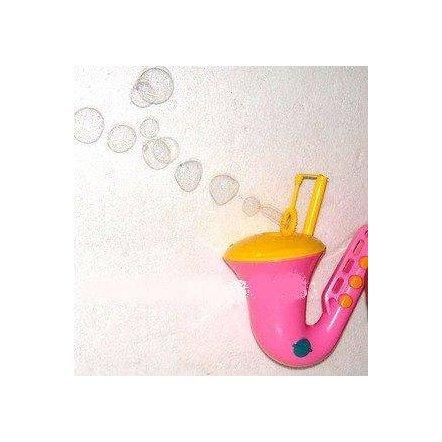 Мыльные пузыри в виде саксофона M 1031