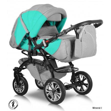 """Детская универсальная коляска-трансформер Space """"Ajax Group"""" Польша"""