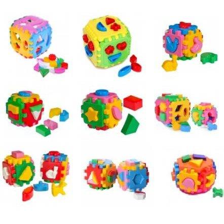Развивающий сортер  логика куб  купить