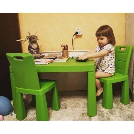 Купить стол и стульчик для ребенка долони