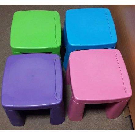 Купить пластиковый детский стол и стульчики недорого