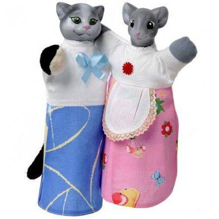 Куклы для кукольного театра 2 перчатки Чудисам