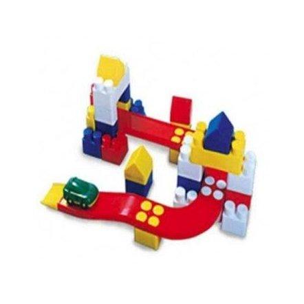 Конструктор пластиковый  юни-блок  60 деталей 0101 Юника, Украина
