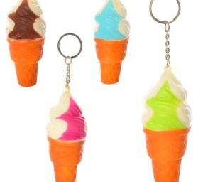 Сквиши Игрушка антистресс Мороженое MS1470 с запахом