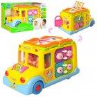 Автобус эмоций развивающая игрушка 796