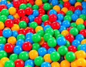 Как выбрать и купить шарики для сухого бассейна
