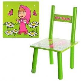 Детский стульчик Маша и Медведь M 0000