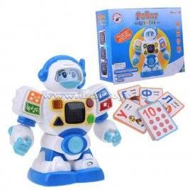 Уценка!Робот Шунтик обучающий ZYE-00035 «Умный Я»