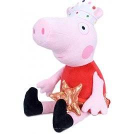 Мягкая игрушка Свинка девочка Принцесса 00098-8