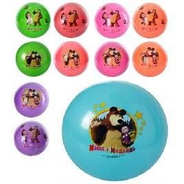 Мяч детский Маша и Медведь 9'' 0011